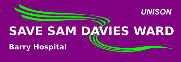 Cardiff and Vale Unison Health Branch - Branch News